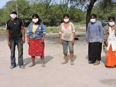 San Pedro; Nueve casos de Coronavirus en comunidad indígena – Prensa 5