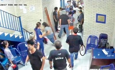 HOY / El video nunca visto: reveladoras imágenes de alteración de la escena del crimen