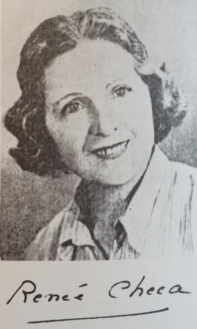 Renée Checa, la poeta francesa del Guayrá