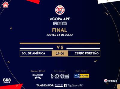 Sol de América y Cerro definen el Desafío APF AXE
