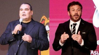 Domínguez apela y Chilavert dice que busca ocultar sus datos