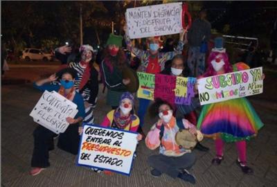 "HOY / ""Subsidio Ya"" para artistas: Senadores debatirán Proyecto de Ley"