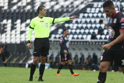 Definido los árbitros para el regreso del fútbol