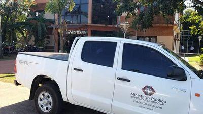 Allanan municipalidad de Mauricio J. Troche