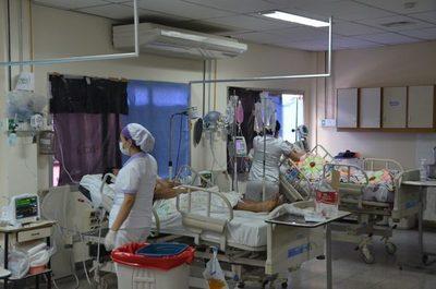"""""""Hay muchísimos pacientes respiratorios, no tenemos donde llevarlos"""""""