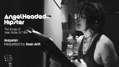 """Joan Jett adelante nuevo álbum tributo con su versión de """"Jeepster"""""""