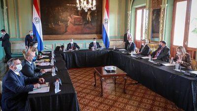 Llamativo silencio de algunos ministros del Ejecutivo