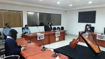 Comisario presenta informe sobre 1 año de gestión en Luque • Luque Noticias