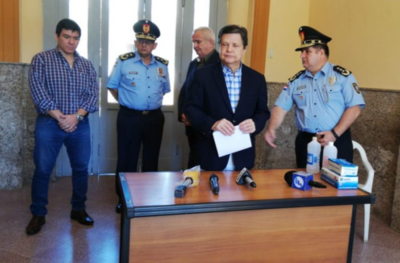 Ministro del Interior reconoce aumento de índice delictual