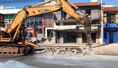 Todo el arbitraje del caso metrobús será en Asunción
