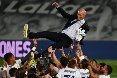 Real Madrid y su retorno arrollador: ganó los 10 partidos que jugó