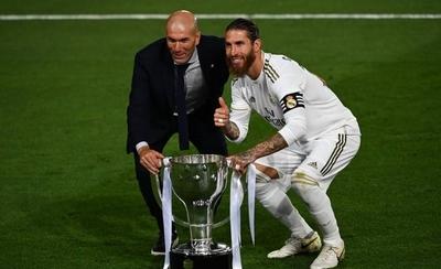 HOY / Cuatro años de puros éxitos para Zidane, sólo con Real Madrid
