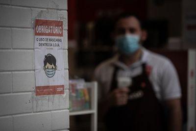 Brasil sobrepasa dos millones de casos confirmados de coronavirus