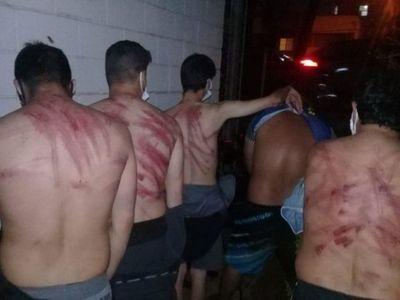 Detenidos relatan lo vivido en procedimientos de militares en CDE