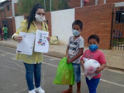 MINNA y FACSO-UNA realizan trabajos comunitarios