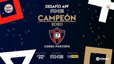Victoria y consagración de Cerro Porteño esports