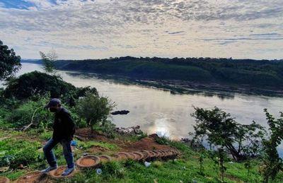 Muere el militar que fue atacado en  río Paraná por contrabandistas