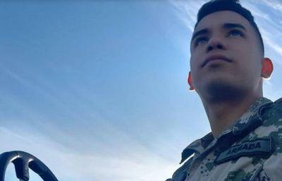 Muere joven militar baleado por supuestos contrabandistas