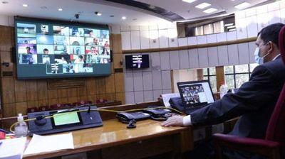 Senado aprueba subsidio para artistas afectados por la pandemia del Covid-19