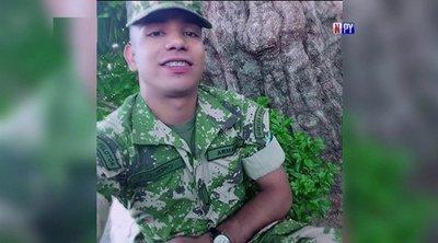 Fallece militar baleado por presuntos contrabandistas