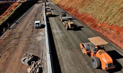 Un 50% de avance presentan obras  del multiviaducto del km 7 de CDE – Diario TNPRESS