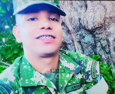 Fallece militar que resultó herido en tiroteo con contrabandistas