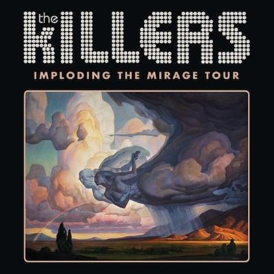 """The Killers anuncia la fecha de lanzamiento de """"Imploding The Mirage"""""""