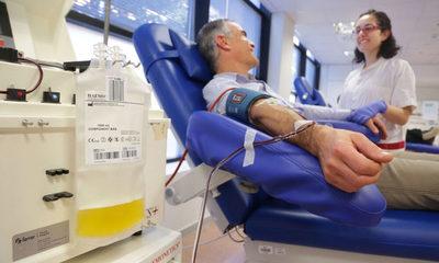 Buscan recuperados de covid-19 para donar plasma