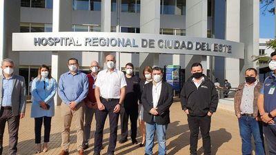 Número de contagios en Alto Paraná inquieta, dice Mazzoleni