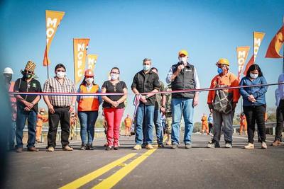 Ruta Bioceánica suma nuevo tramo y para fin de mes superará los 100 km