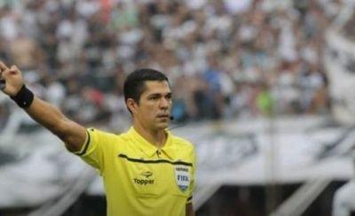 Los árbitros para el reinicio del torneo Apertura