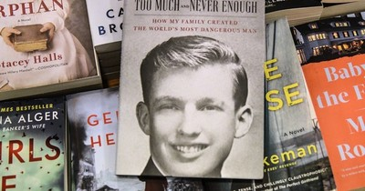 Libro de sobrina de Trump vende casi un millón de copias en su primer día
