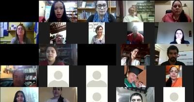 De Villa Hayes al mundo: taller de bibliotecas llega a seis países