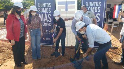 Athenas Food construirá un Hospital de Contingencia en Belén