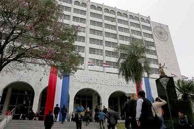 Covid: Nuevos criterios en tribunales para funcionarios