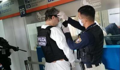 Assad Barakat arribó al país tras ser extraditado por la justicia desde el Brasil – Diario TNPRESS