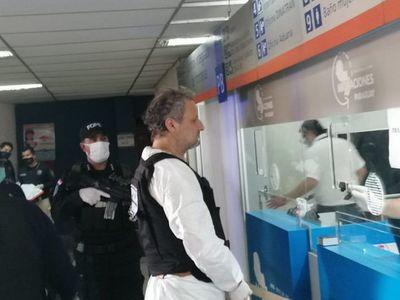 Barakat se someterá a la Justicia tras ser extraditado desde el Brasil