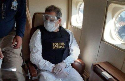 Brasil extradita a Assad Barakat y llega a Paraguay