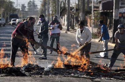 Tensiones de la pandemia reactivan protestas en América Latina