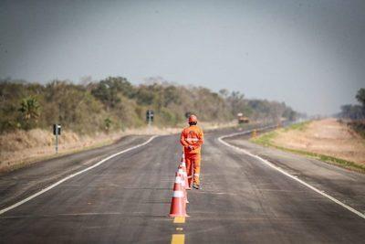 La Ruta Bioceánica suma nuevo tramo asfaltado y para fin de mes superaría los 100 km