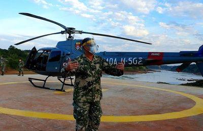 Tiroteo y agresión militar: Destituyen al jefe del Área Naval del Este