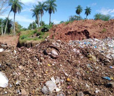 Vecinos se oponen a la instalación de un vertedero en Yaguarón