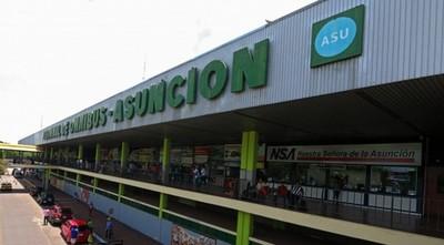 Confirman caso positivo de Covid-19 en la Terminal de Ómnibus de Asunción – Prensa 5