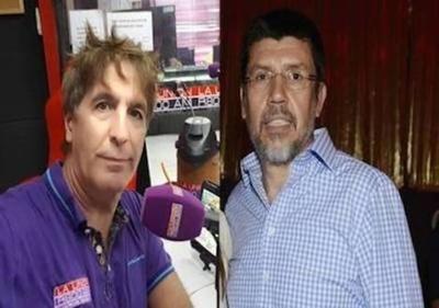 """HOY / Propietario de La Unión sobre Vargas Peña: """"No se puede decir groserías todo el día"""""""