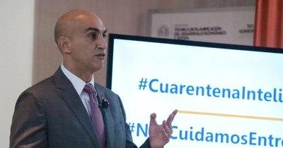 Político de la semana: Julio Mazzoleni, un capitán que no abandona su barco