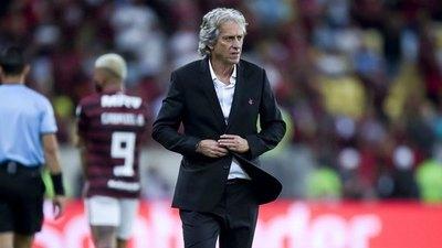 Jorge Jesús ganó todo en Flamengo y vuelve al Benfica