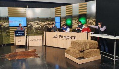 Mañana sábado, Piemonte ofrece 336 cabezas en feria de invernada