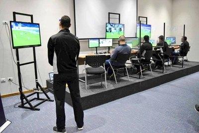 Las pruebas a los árbitros 'indefinidos', dieron negativas