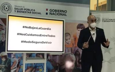 HOY / Asunción, Central y Alto Paraná quedarían en la Fase 3 debido a aumento de casos de COVID-19