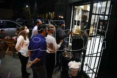 Descubren locales nocturnos abiertos después de la medianoche en Fernando de la Mora